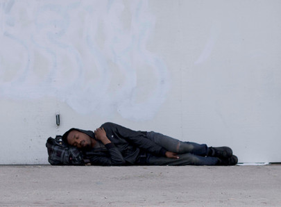 Homeless In Suburbia