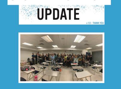 Student Activism update - 2019 to 2020