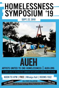 Homelessness Symposium 2019