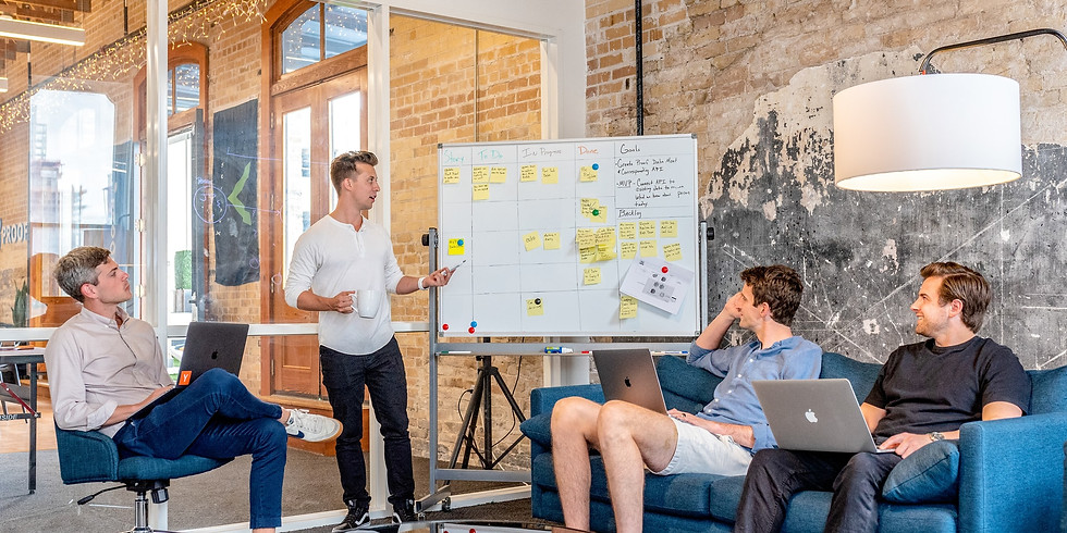 TechTalks Powered by WorkHack