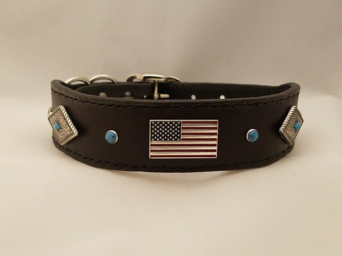 All American with Turquoise