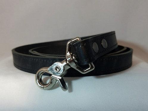 Basic Black Leash