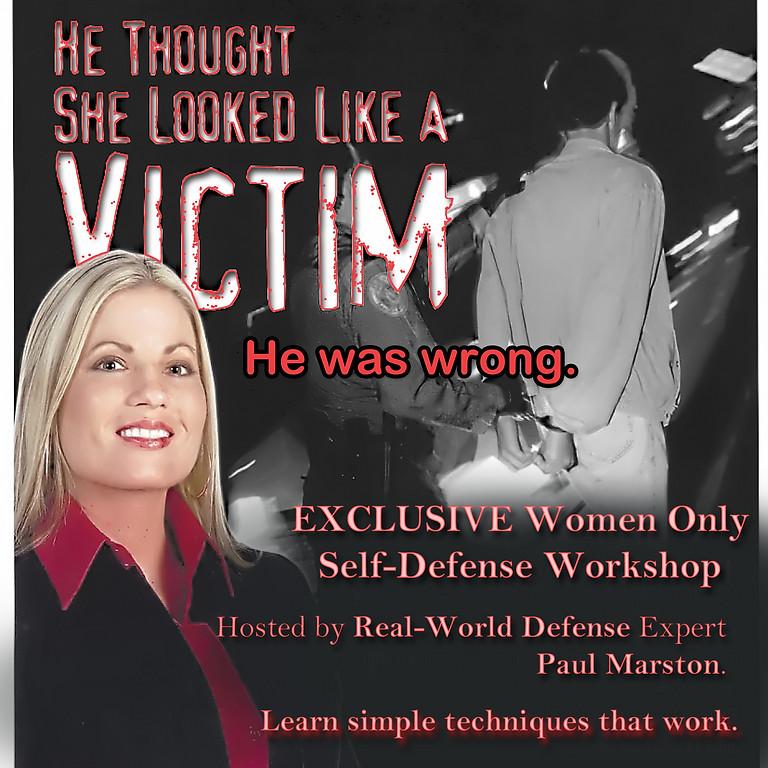 Women Only Self Defense Workshop