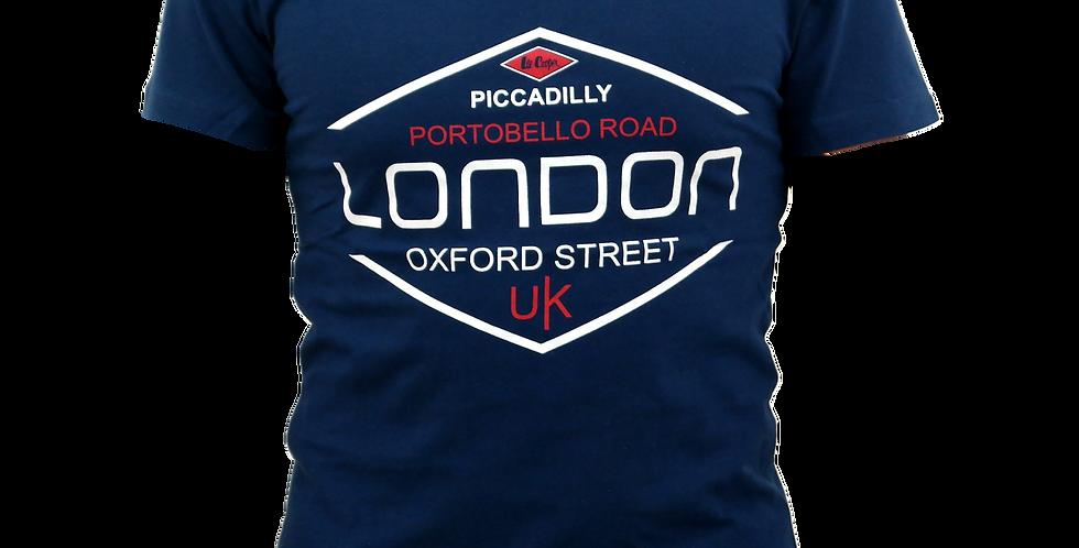 Camiseta De Caballero Oxford