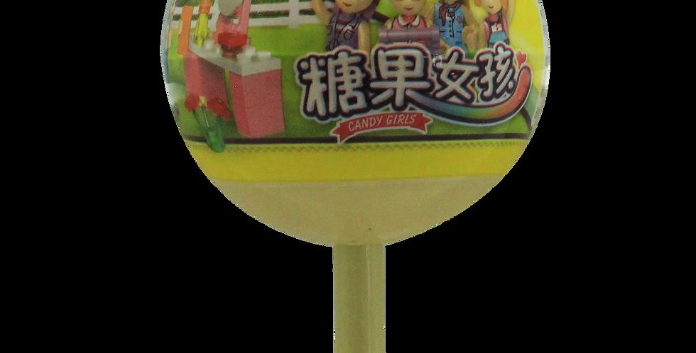 Bloques De Construccin De Candy Girl Ilahui Unisex