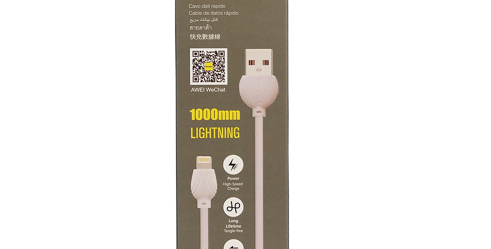 Cable Usb Lightning