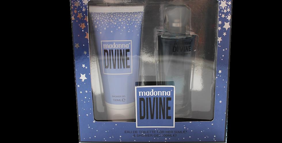 Set De Perfume Y Gel De Ba?O Divine Mr Price Dama