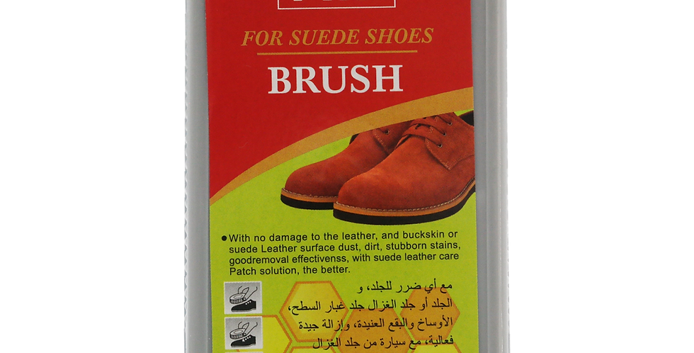 Cepillo De Limpieza De Ante Para Calzado