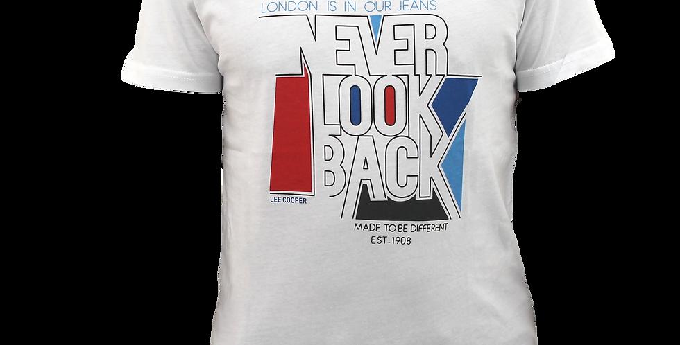 Camiseta De Caballero Look