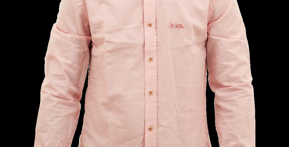 Camisa De Caballero Oxford