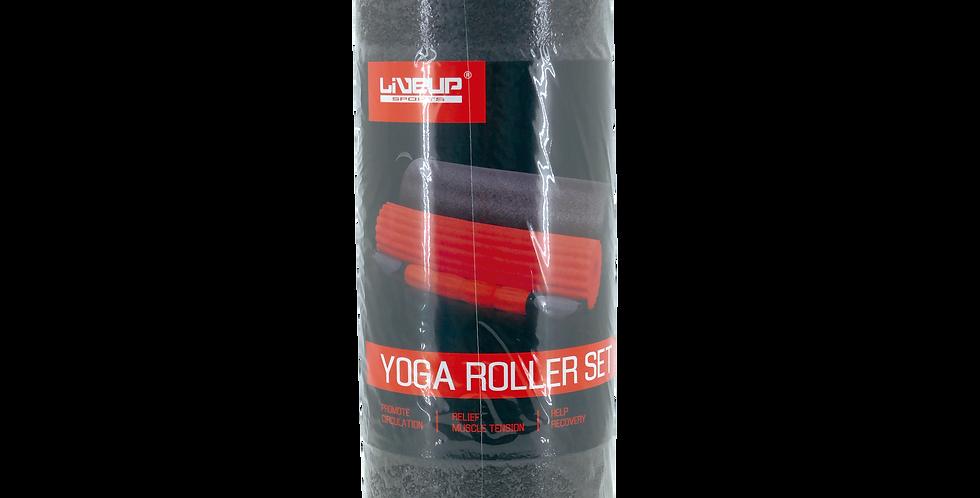 Juego De Rodillos De Yoga