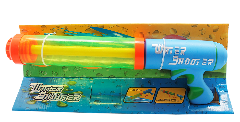 Pistola De Agua Buddhy Unisex