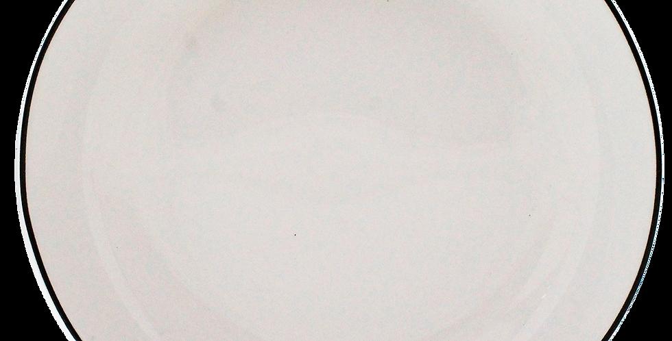 Plato De Ceramica Ilahui Unisex