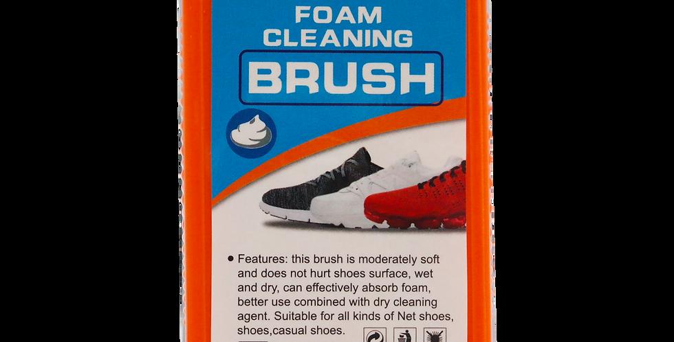Cepillo De Limpieza De Espuma Para Calzado