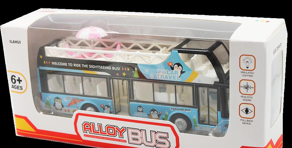 Autobus Turistico Ilahui Unisex