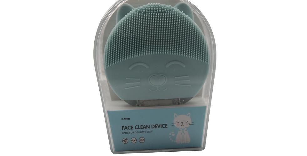 Cepillo Facial De Silicona Ilahui Unisex