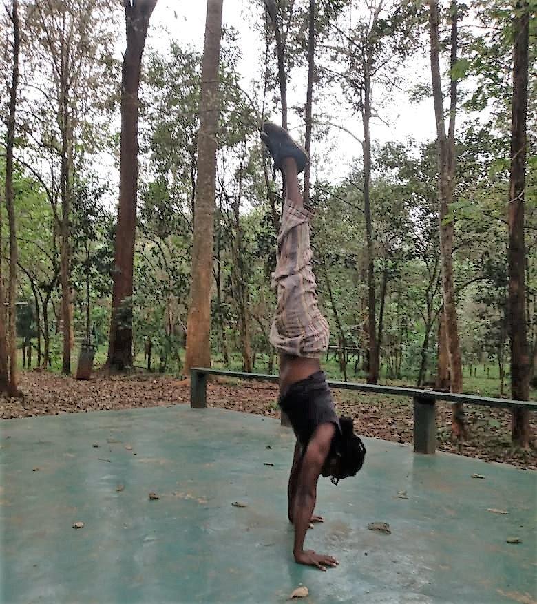 Yoga Clinic: Handstand Workshop