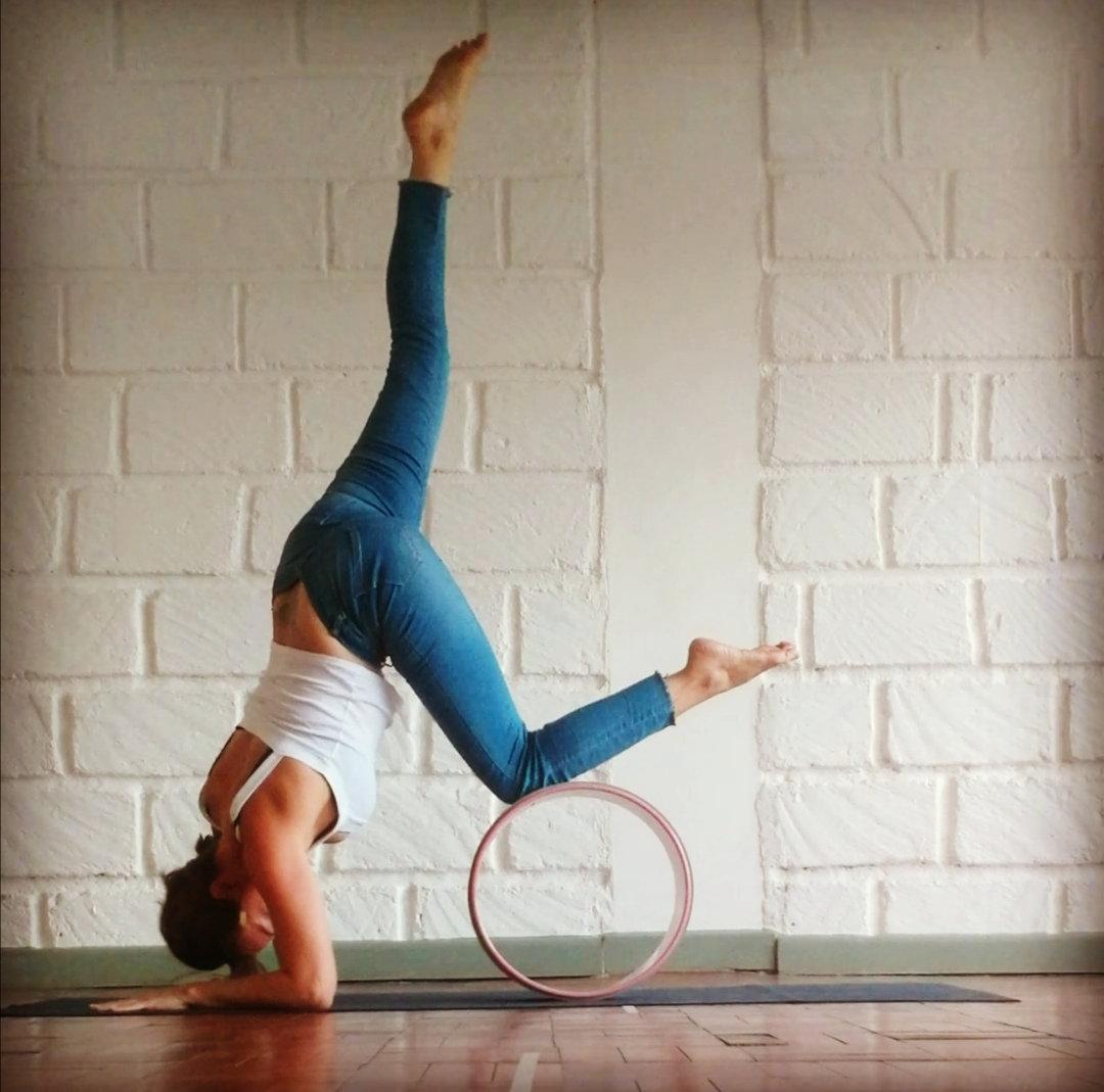 Wheel Yoga