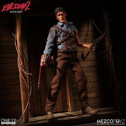 1/12 Scale Ash from Evil Dead II (One:12 Collective)