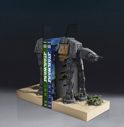 AT-ACT Bookends (Star Wars)