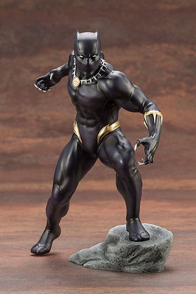 1/10 Scale Black Panther ARTFX+ Statue (Marvel)