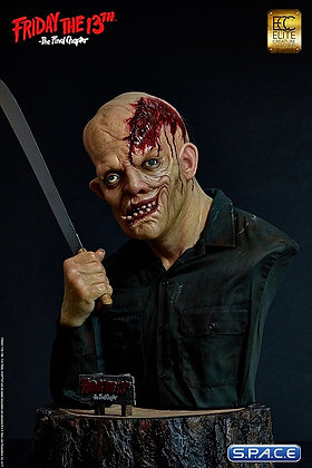 1:1 Jason Voorhees Life-Size Bust (Friday the 13th: The Final Ch