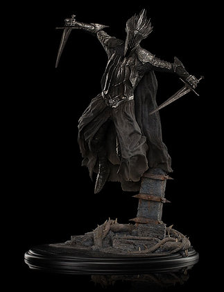 The Witch-King at Dol Guldur Statue (The Hobbit: The Battle of t