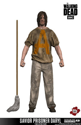 Savior Prisoner Daryl from The Walking Dead (Color Tops)