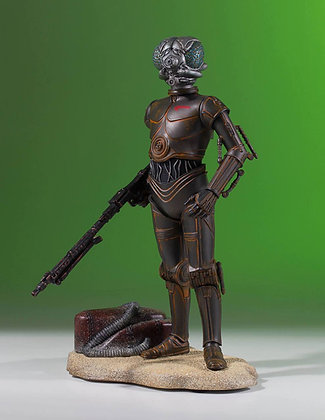 1/8 Scale 4-Lom Collectors Gallery Statue (Star Wars)