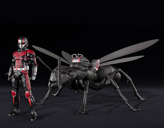 Ant-Man & Ant S.H. Figuarts Set (Ant-Man and the Wasp)