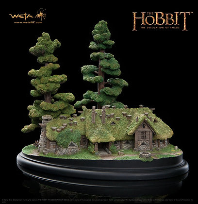 The House of Beorn Environment (The Hobbit: The Desolation of Sm