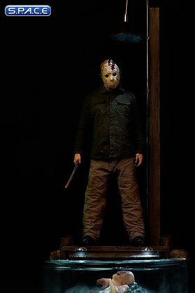 1/3 Scale Jason Voorhees Dark Reflection Maquette (Friday the 13