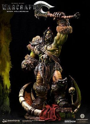 Grom Hellscream Second Edition Epic Series Premium Statue (Warcraft)