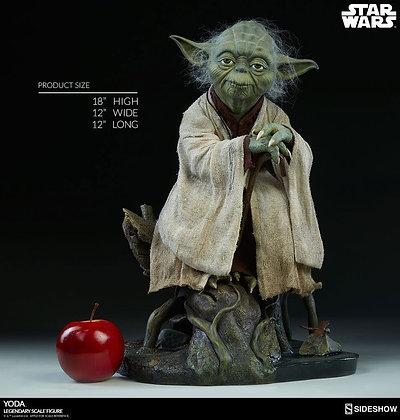 Yoda Legendary Scale Figure (Star Wars)
