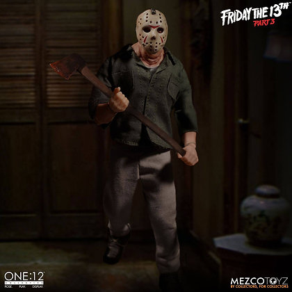 1/12 Scale Jason Voorhees from Friday the 13th Part 3 (One:12 Collective)