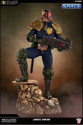 1/3 Scale Judge Dredd