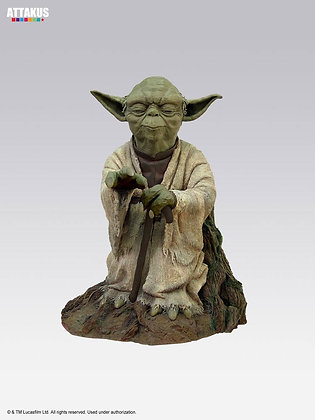 Yoda using the Force Classic Collection Statue (Star Wars)