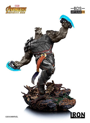 1/10 Scale Cull Obsidian Statue (Avengers: Infinity War)