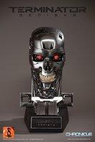 Terminator Genisys: Endoskeleton Skull 1:1 scale Replica