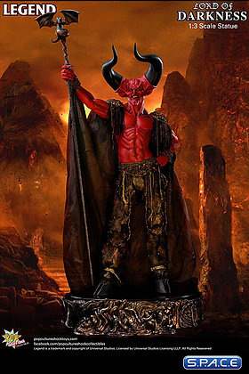 1/3 Scale Lord of Darkness Statue (Legend)