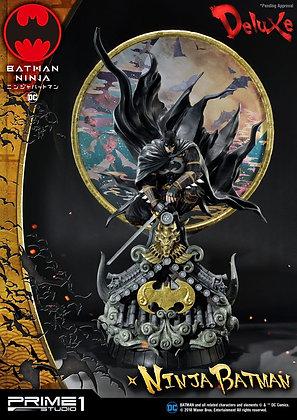 Ninja Batman Deluxe Statue (Batman Ninja)