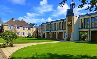 Lee Library, Wolfson College, University of Cambridge
