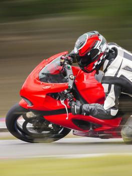 Motorcycle Racetrack