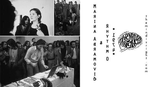 Marina Abramović & Rhythm 0