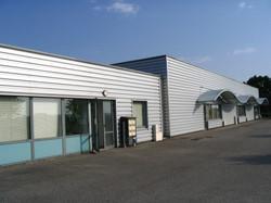 Maison des entreprises à Berd'huis