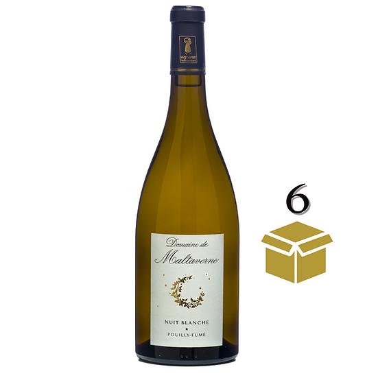 Pouilly Fumé - Cuvée prestige - Nuit Blanche - 6 bouteilles 75cL