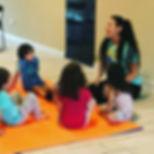 Actividades para bebés y niños enEspacio Mi Luz