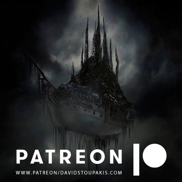 Now on Patreon