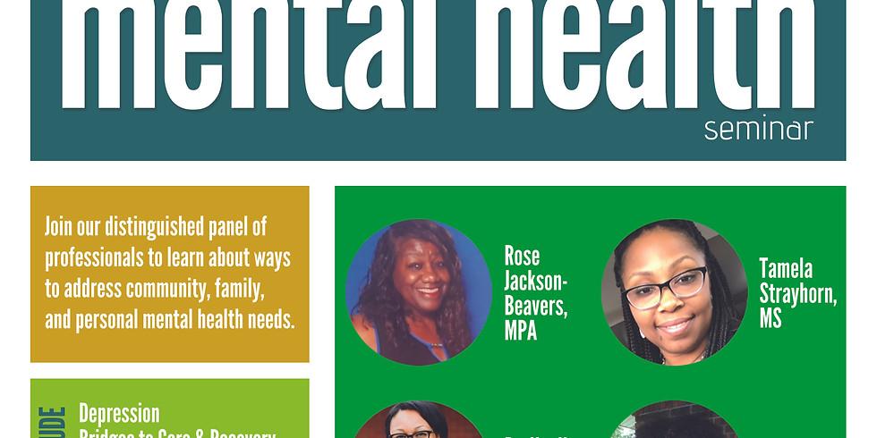 Virtual Mental Health Seminar