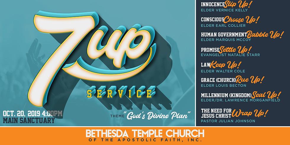 7 Up Service